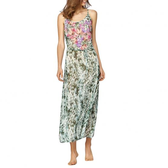 TRIUMPH FLORAL CASCADES DRESS
