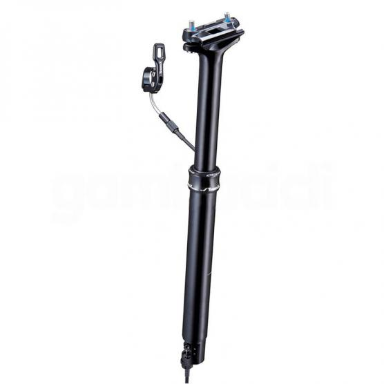 TRANZX Telescopic Seatpost 31.6mm 125mm