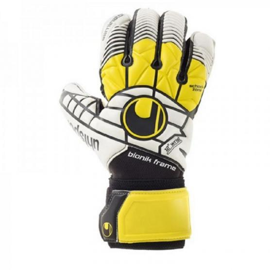 UHLSPORT ELIMINATOR SUPERSOFT BIONIK BLACK/YELLOW/WHITE