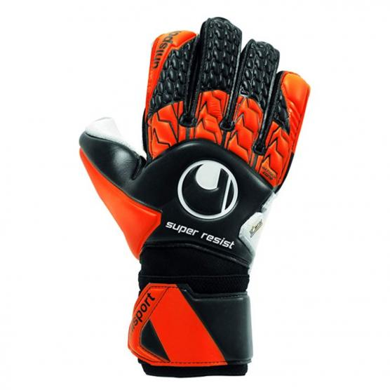 UHLSPORT SUPER RESIST 01 NERO/ARANCIO