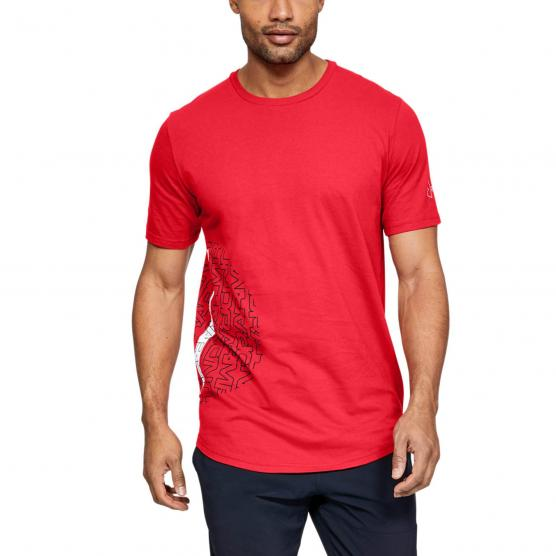 UNDER ARMOUR BASELINE FLIP SIDE SS TEE