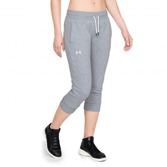 UNDER ARMOUR COTTON FLEECE SLIM LEG CORP