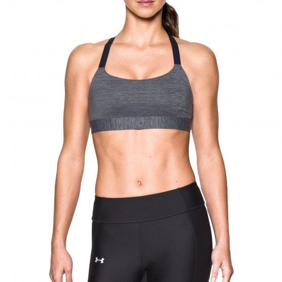 UNDER ARMOUR ECLIPSE BRA HEATHER
