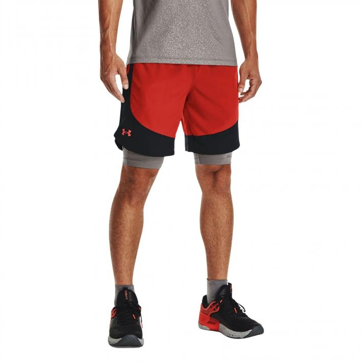 UNDER ARMOUR HIIT WOVEN COLORBLOCK STS