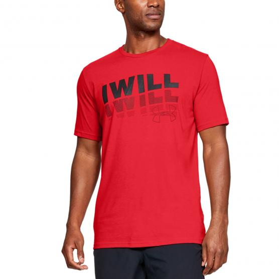 UNDER ARMOUR I WILL 2.0 SS