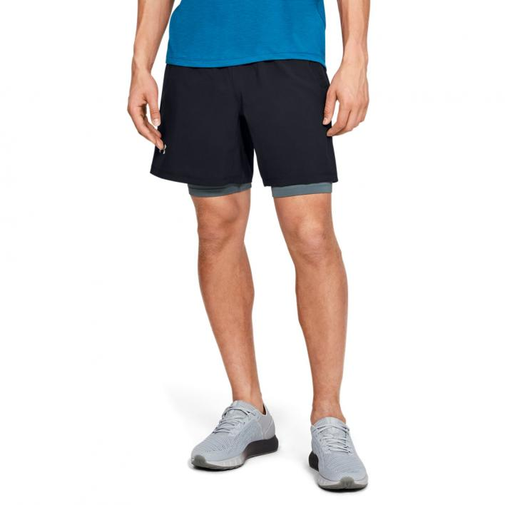 UNDER ARMOUR LAUNCH SW 2-IN SHORT