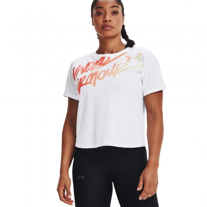 UNDER ARMOUR LIVE CHROMA GRAPHIC TEE