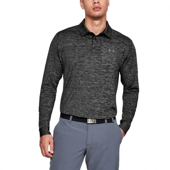 UNDER ARMOUR LONG SLEEVE PLAYOFF 2.0 POLO