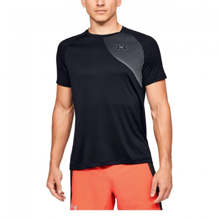 UNDER ARMOUR M QUALIFIER ISO-CHILL SS