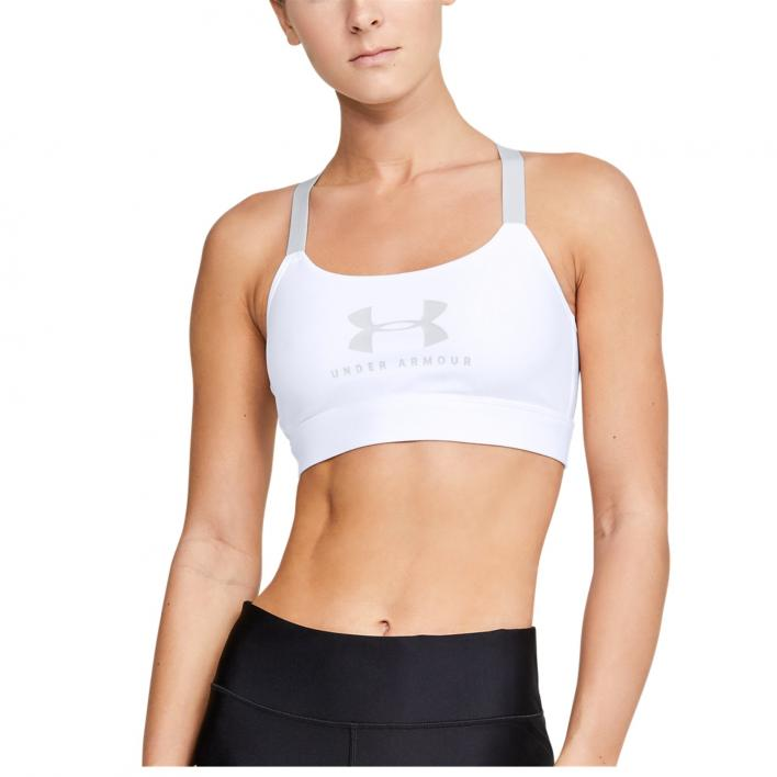 UNDER ARMOUR MID BRA SPORTSTYLE GRAPHIC