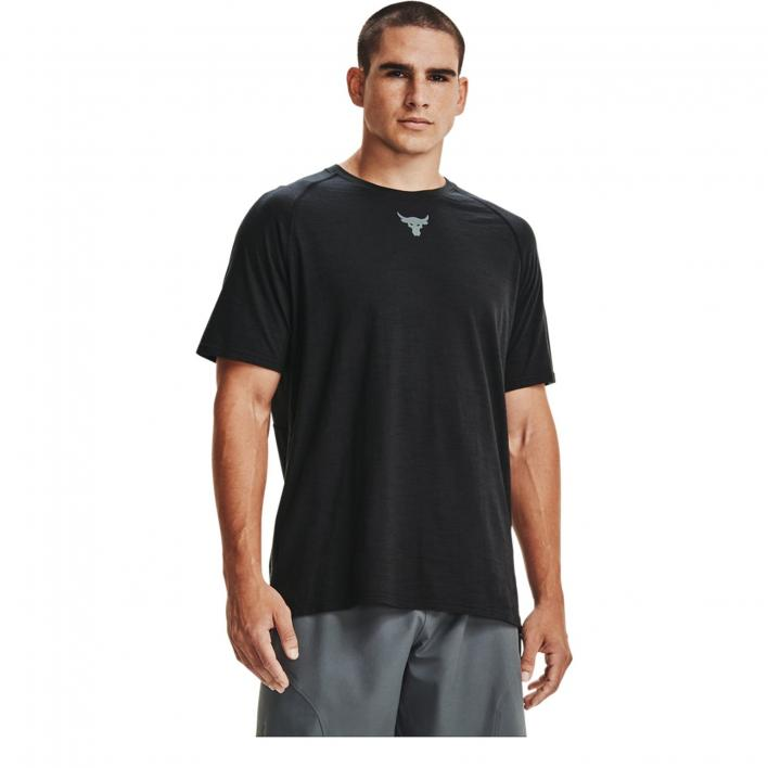 UNDER ARMOUR PROJECT ROCK CC SS