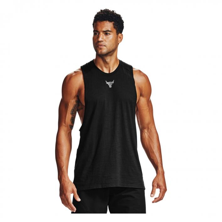 UNDER ARMOUR  PROJECT ROCK CC TANK