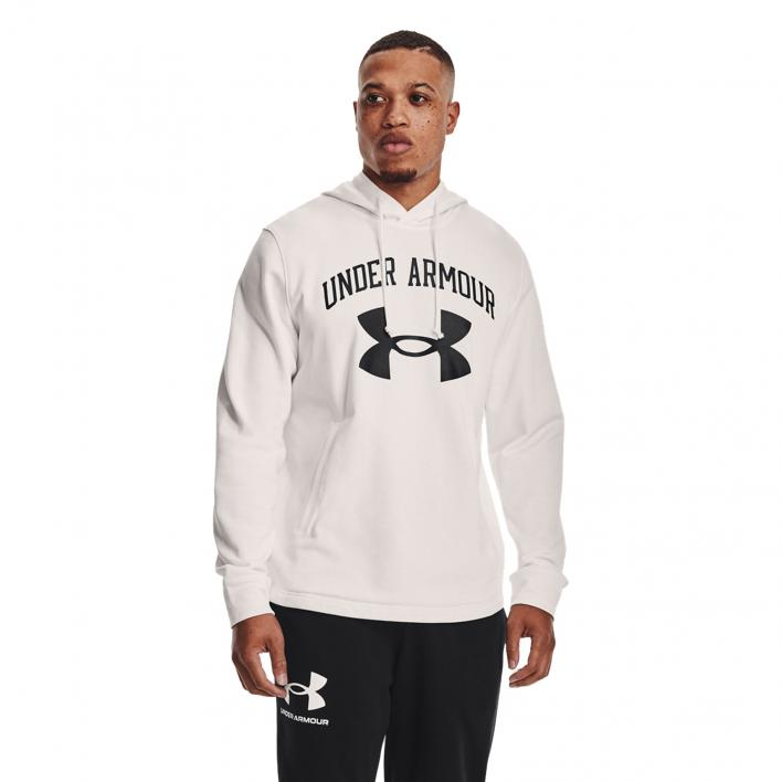 UNDER ARMOUR RIVAL TERRY BIG LOGO HD