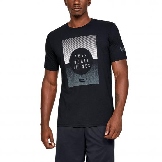 UNDER ARMOUR SC30 I CAN DO ALL THINGS ECLIPSE TEE