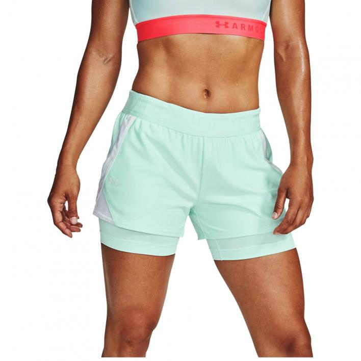 UNDER ARMOUR Short UA Play Up 2-in-1 WMS