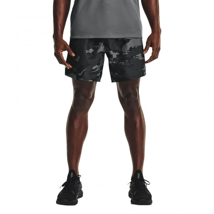 UNDER ARMOUR SPEED STRIDE PRINTED SHORT