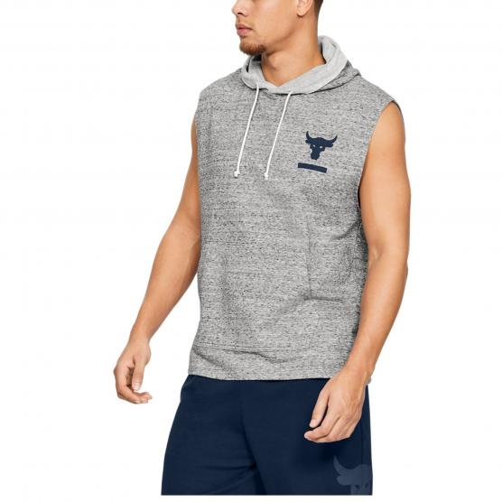 UNDER ARMOUR SPORTSTYLE TERRY SS HOODY