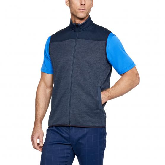 UNDER ARMOUR SWEATER FLEECE FZ HOODYVEST