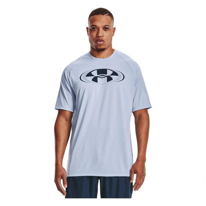 UNDER ARMOUR TECH 2.0 CIRCUIT SS TEE