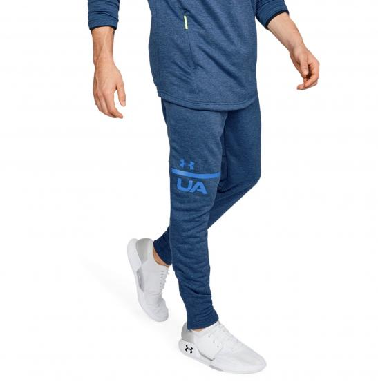 UNDER ARMOUR TECH TERRY TAPERED PANT 487