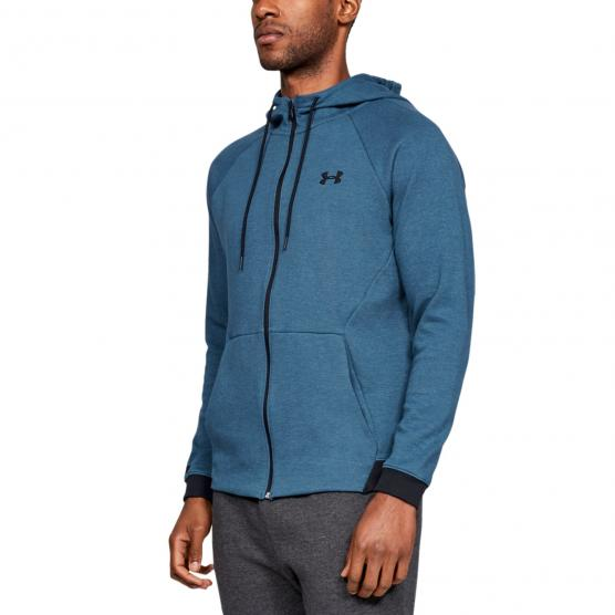 UNDER ARMOUR UNSTOPPABLE KNIT FZ