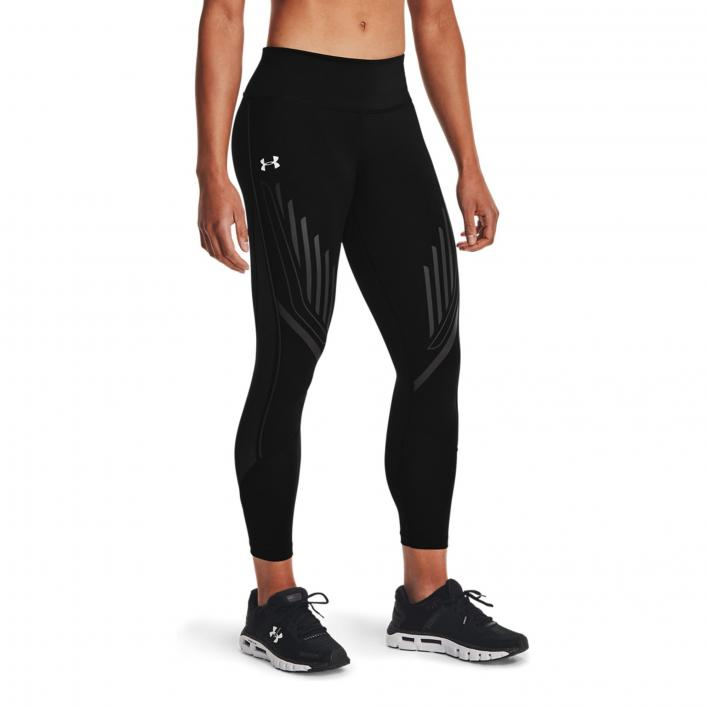 UNDER ARMOUR W QUALIF SPEEDPKT  GRAPH CROP