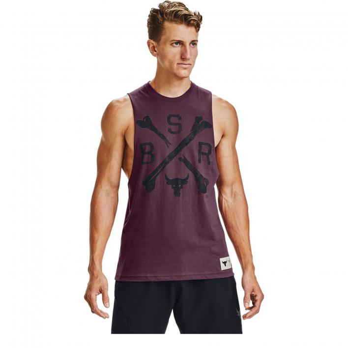 UNDER ARMOUR PROJECT ROCK BSR TANK