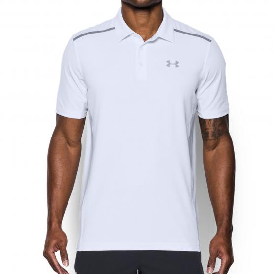 Image of underarmour threadborne polo cent court