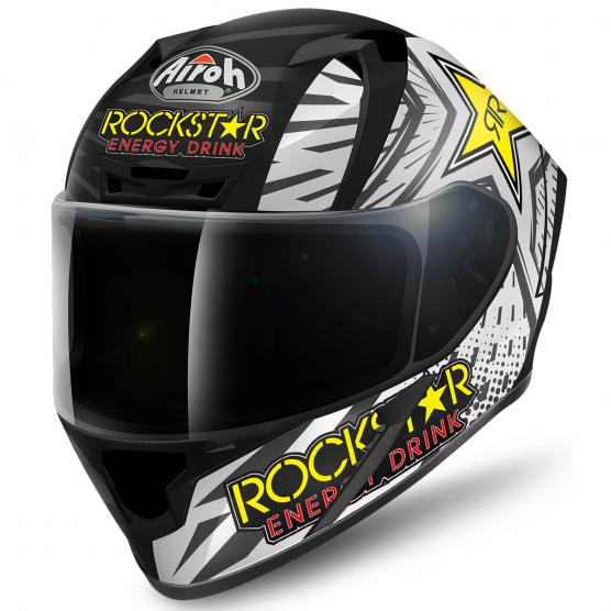 Image of airoh valor rockstar