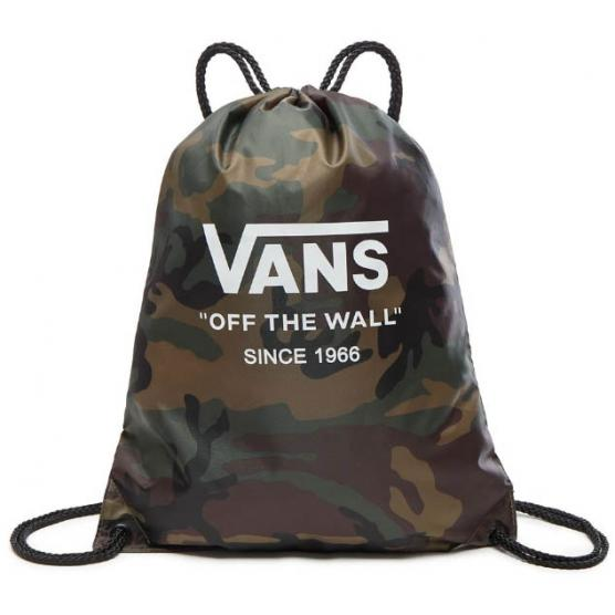 VANS LEAGUE BENCH BAG CAMO-WHT