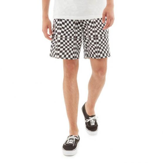 VANS MN MIXED BOARDSHORT WARP CHECK