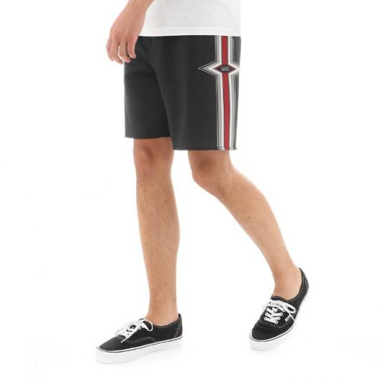 VANS MN STRINGER BOARSHORT BLACK
