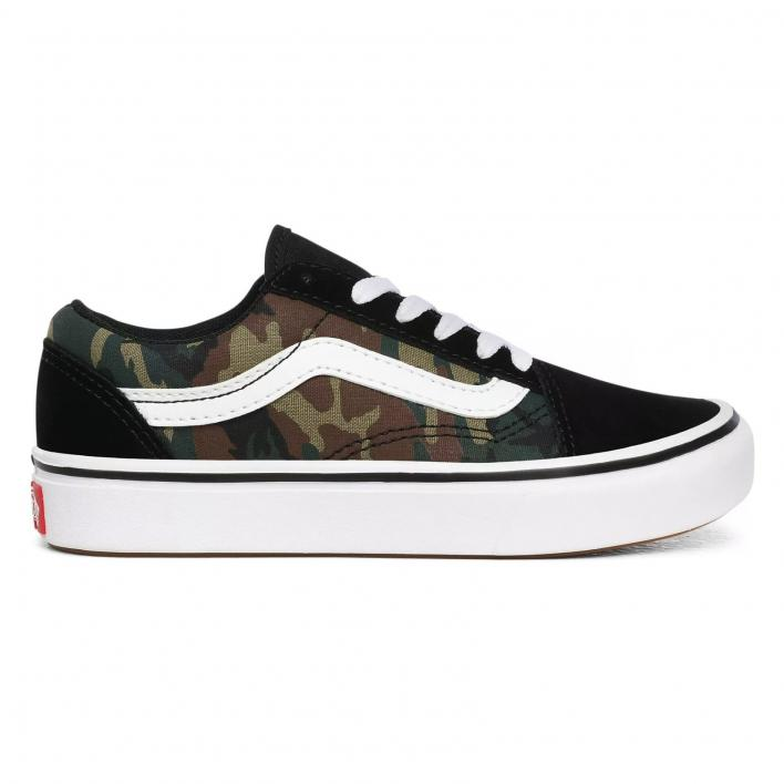 VANS OLD SKOOL CAMO PS
