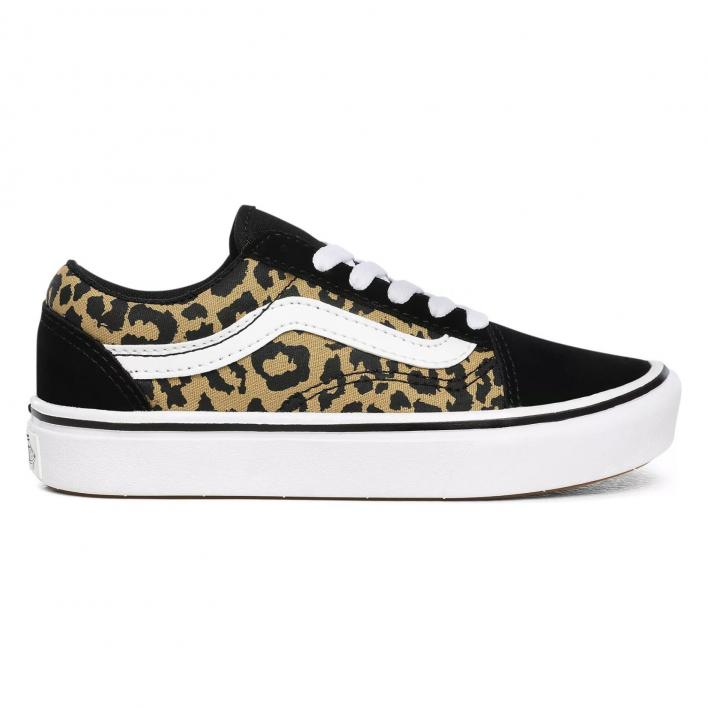 VANS OLD SKOOL LEOPARD PS
