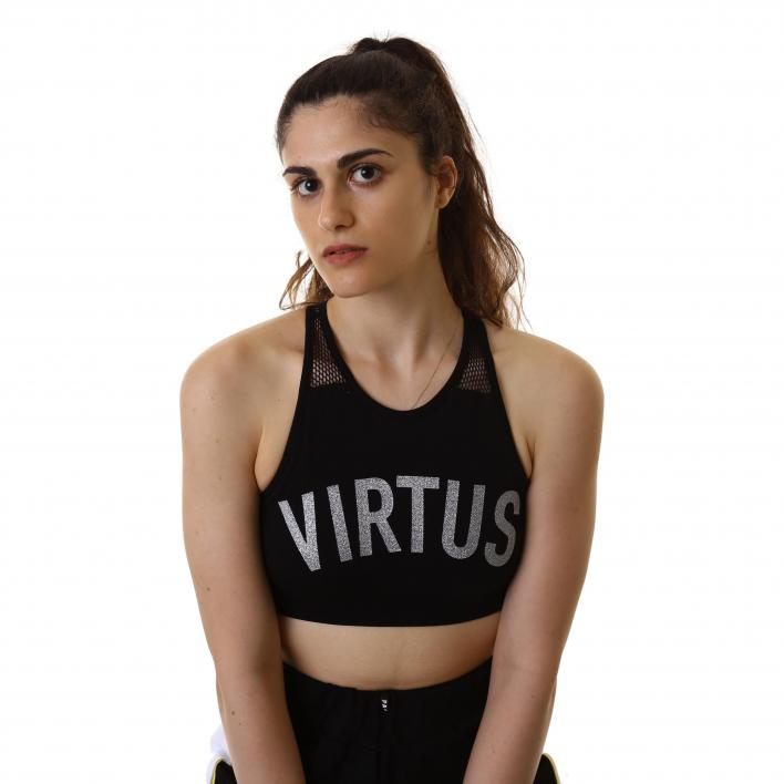 VIRTUS TOP DONNA IN JERSEY STRETCH