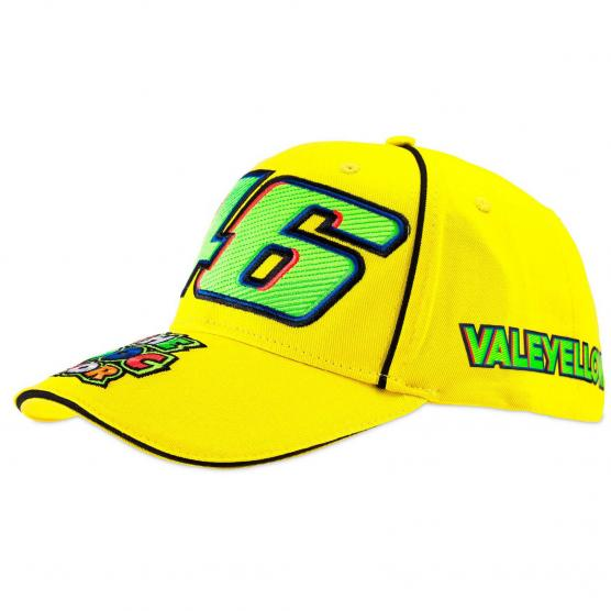 VR46 Cap 46 The Doctor