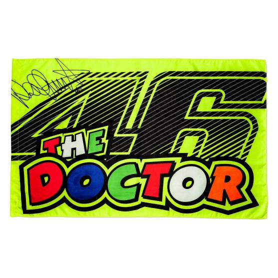 VR46 Bandiera 46 The Doctor