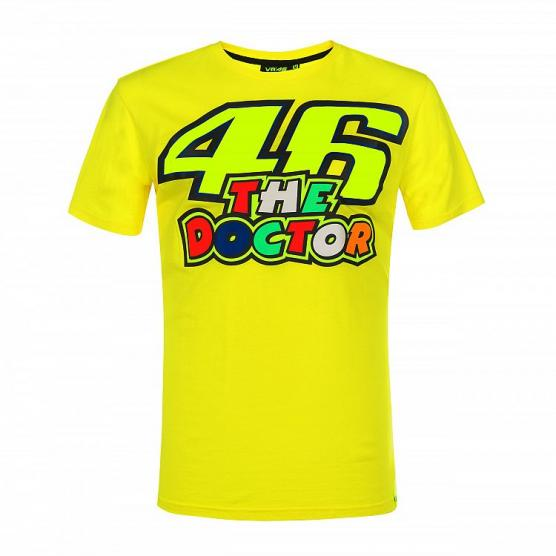 VR46 T-SHIRT 46 THE DOCTOR