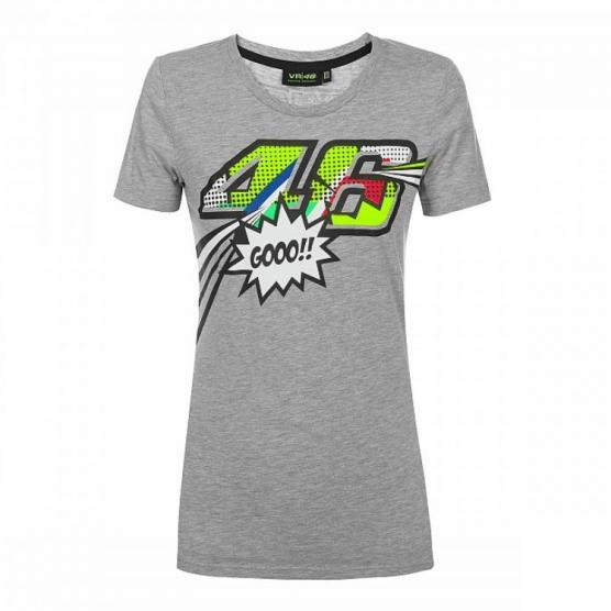 VR46 T-SHIRT POP ART