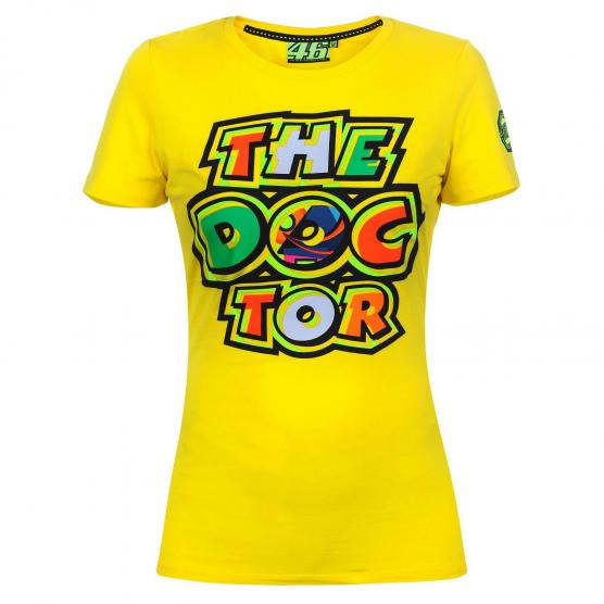VR46 T-Shirt The Doctor lady
