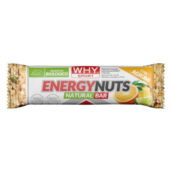 WHY SPORT Energy Nuts Citrus