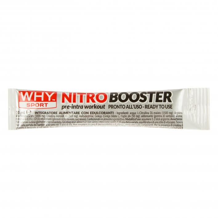 WHY SPORT Nitro Booster
