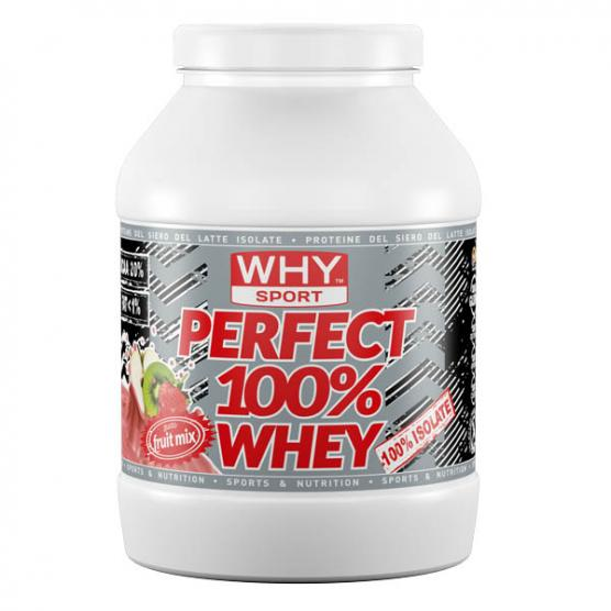 WHY SPORT Perfect Whey 100% 750 Fruit Mix
