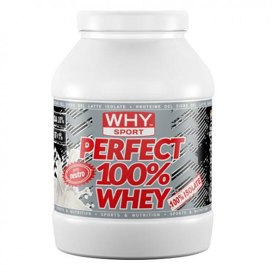 WHY SPORT Perfect Whey 100% 750 Neutral