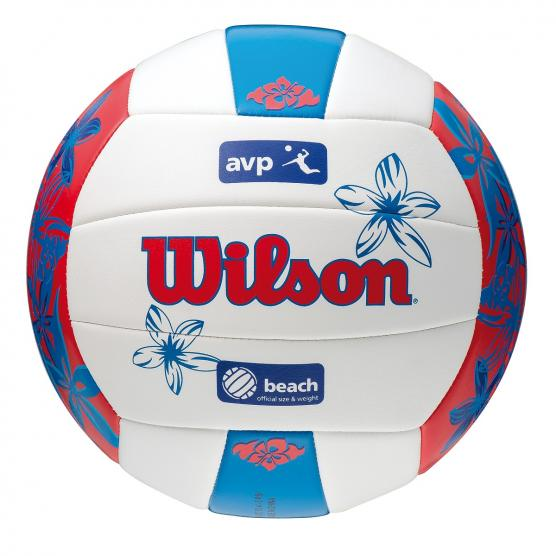 WILSON AVP HAWAII RED/BLU VOLLEYBALL