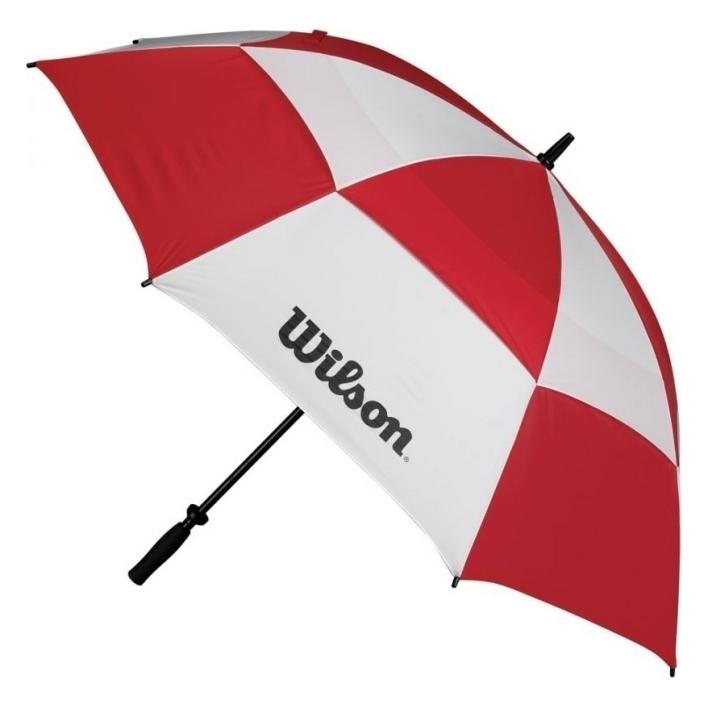 WILSON DBL CANOPY UMB RDWH 62''