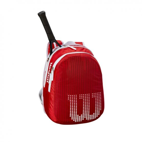 WILSON JUNIOR BACKPACK RED