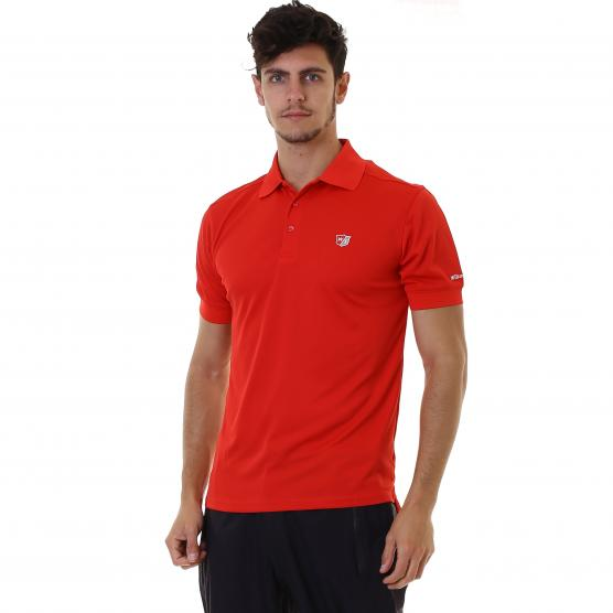 WILSON MENS AUTHENTIC POLO RD