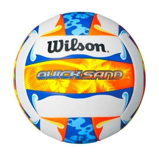 WILSON QUICKSAND ALOHA BEACH VOLLEY OR/YEL/BL