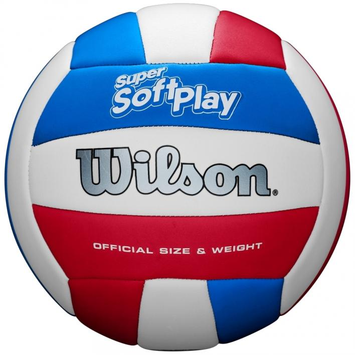 WILSON SUPER SOFT PLAY VOLLEY BALL